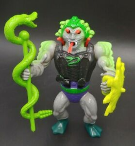 MOTU, Snake Face, Masters of the Universe, He-Man, with Staff & Shield Nice!!