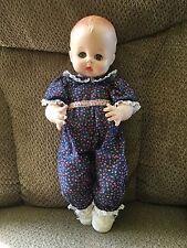 "Vintage Effanbee Baby Doll 16"" 1968"
