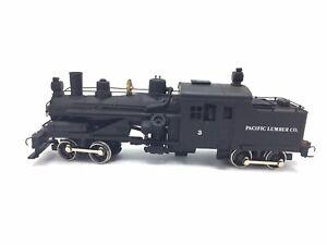 "REPAIR HO 5168-E ""PACIFIC LUMBER COMPANY"" Heisler Steam Locomotive #3 RIVAROSSI"