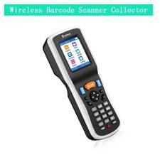 """New ListingWireless Barcode Scanner Collector Inventory 2.2"""" Tft Color Lcd Screen for Store"""