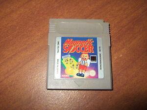 Magnetic Soccer für Nintendo Gameboy / GB