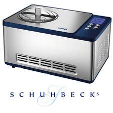 UNOLD 48818 Eismaschine Schuhbeck 1,5 Liter mit Kompressor