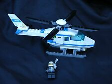 LEGO CITY, POLICE HELICOPTER WITH MINI FIG  #7741