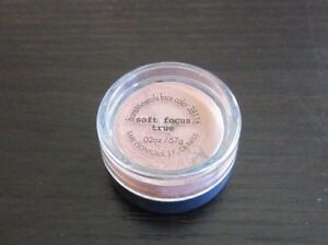 bare Minerals * SOFT FOCUS TRUE FACE COLOR * Small Size ~ a soft coral pink NEW