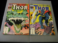 Thor #380 and #381 (Marvel, 1987)