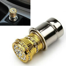 Luxury Style 1PC Crystal Rhinestones Auto Car Cigarette Lighter Car Accessories
