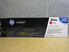 Genuine HP CC533A 304A Laserjet Magenta CP2025 CM2320 New Open Box