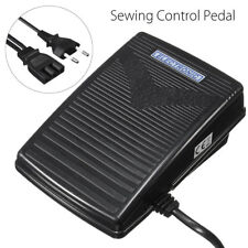 Electronic Sewing Foot Control Pedal +Cord For Brother Babylock Sewing Machines