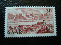 SARRE(allemagne) - timbre - yvert et tellier n° 288 n* (A6) stamp germany