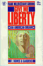 Give me liberty # 1 (of 4) (Frank Miller, Dave Gibbons) (états-unis, 1990)