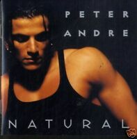 PETER ANDRE Natural CD New