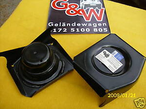 Mercedes G Klasse G Modell Rahmen Aufnahme Feder Konsole Federteller Hinterachse