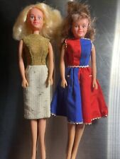 New ListingVintage Barbie Clone Uneeda Lot Of 2 fashion doll