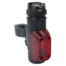 BICYCLE Cree LED Super Bright  Light REAR (Light Torch) (10 Year) (Amtech)