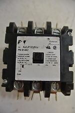 Furnas Cat: 42DF35AG Definite Purpose Contactor