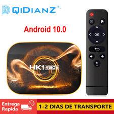 Android 10 HK1 RBOX R1 TV Box Rockchip RK3318 1080p 4K Google Play Media Player