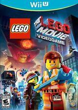 The LEGO Movie Videogame (Nintendo Wii U, TT Games/Warner Bros) WiiU - Brand New