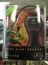 Plantronics Halo 2 Edition Headset Xbox & Xbox 360 Original Factory Sealed