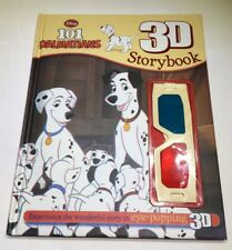DISNEY 101 DALMATIANS EYE-POPPING KID'S 3D STORY BOOK 2012 By Parragon Books