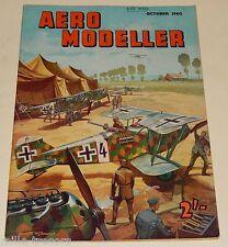 AERO MODELLER October 1960 Plans NORTHROP N.156 F Freedom Fighter + BEACONEER