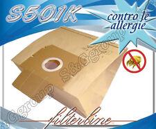 S501K 8 sacchetti filtro carta x Amstrad Incontro ZW 1200
