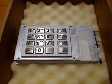 Ncr Atm Uepp English Poly Pci Keyboard Pn: 445-0661401. 4450701376