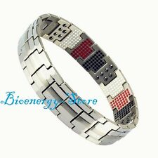 Bio Bracelet magnetic energy germanio Power Health 4in1 bio pulsera