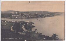 Ireland; Crosshaven, Cork PPC 1919 Local PMK To Mr Jackson, Dudley Hill, GB