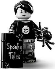 (NEW) LEGO Minifigures - Series 16 #5 - The Spooky Boy / Goth -split from packet