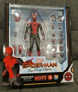 NEW MEDICOM MAFEX No.113 SPIDER-MAN Upgraded Suit Far from Home