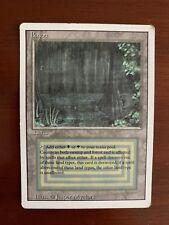 Bayou Revised Dual Land Magic The Gathering MTG