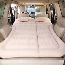 Car Inflatable Bed Air Mattress Universal SUV Car Travel Sleeping Pad C5G7