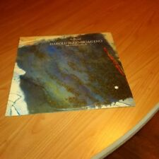 LP HAROLD BUDD BRIAN ENO THE PEARL EGED 37 EX/M UNPLAYED UK PS 1984 MCZ D.LANOIS