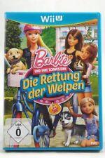 Barbie und ihre Schwestern - Die Rettung der Welpen (Nintendo Wii U) Spiel in OV