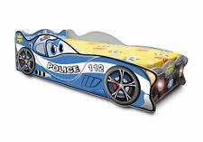 Race Car Car Bed Sleep Room Child Beds Children Furniture Wood+Mattress New