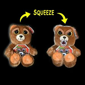 Feisty Pets Sir Growls-A-Lot Plush Teddy Bear