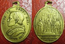 MEDAILLE VATICAN - PIUS IX ANNO XXIV - 1869
