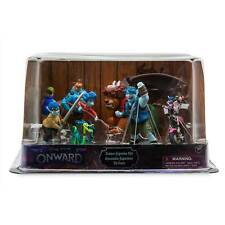Disney Store Onward Deluxe Figure Play Set Playset Figurine Toy Cake Topper