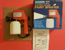 Original - Vintage PLATINUM Tools Electric Airless Paint Sprayer - NOS