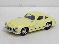 MERCEDES-BENZ 300 SL Coupé in vendita dell'avorio, interno marrone, solido, O. OVP, 1:43 (HV)