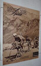 MIROIR SPRINT 1946 N°SPECIAL CYCLISME  RONDE DE FRANCE BRESCI BERTOCCHI ITALIA