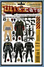 Wildcats Version 3.0 #9 (Jun 2003, DC) Joe Casey Dustin Nguyen [Wildstorm]