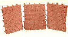 Juweela 24120 Spur 0 Flexway Pflastersegment Fischgrät rot (12 Stück)
