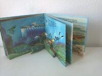 1986 Libro Animado Pop-Up, Mi Gran Libro de los Barcos, Susaeta