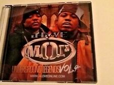 J-love M.O.P Underground Legends 4 limited  release cd lil fame bill Danze