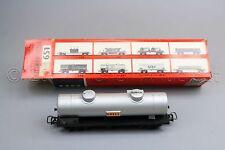 Y119 Jouef train Ho 651 wagon marchandise bogies diamond citerne schell 140 mm