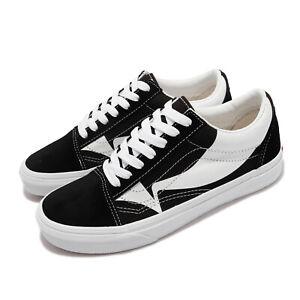 Vans Old Skool Warp Black White Men Unisex Casual Lifestyle Shoes VN0A4U3B21N