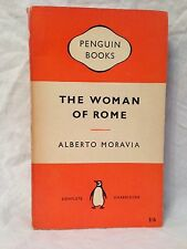 Alberto Moravia - The Woman Of Rome - 1958 - SIGNED BY AUTHOR - Very Nice Copy