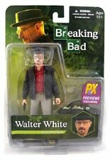 "BREAKING BAD - Heisenberg 6"" 'Red Shirt' PX Excusive Action Figure (Mezco) #NEW"