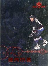 MARK MESSIER 1998-99 Upper Deck MVP Power Game Insert Card #PG7